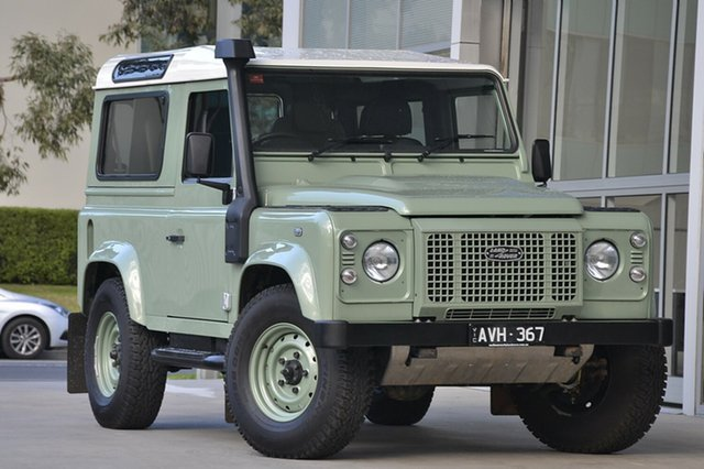 Used Land Rover Defender, Port Melbourne, 2015 Land Rover Defender Wagon