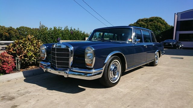 Used Mercedes-Benz 600, Capalaba, 1969 Mercedes-Benz 600 Sedan