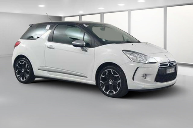 Used Citroen DS3 Dsport, Altona North, 2012 Citroen DS3 Dsport Hatchback