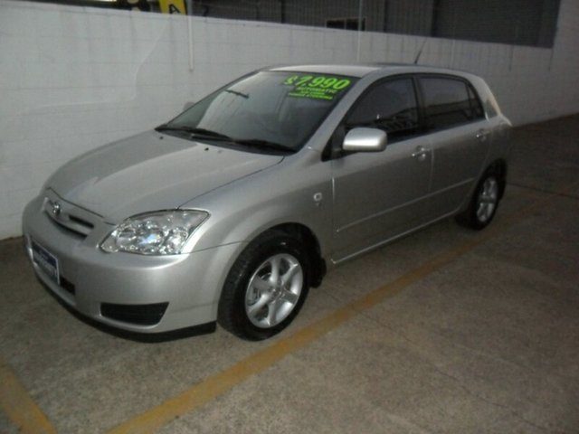 Used Toyota Corolla Conquest, Redcliffe, 2005 Toyota Corolla Conquest Hatchback
