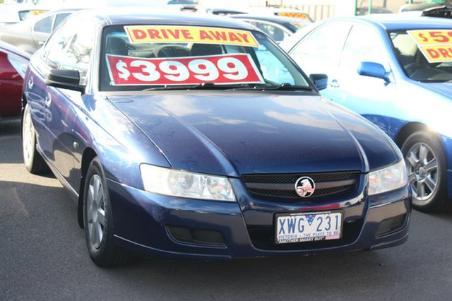 Used Holden Commodore Executive, Cheltenham, 2006 Holden Commodore Executive Sedan