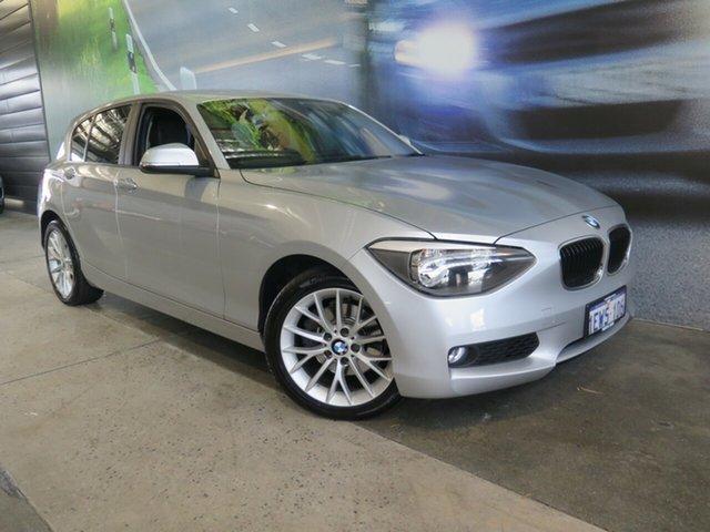 Used BMW 118i Steptronic, Osborne Park, 2014 BMW 118i Steptronic Hatchback