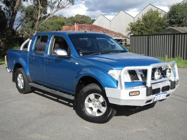 Used Nissan Navara ST-X, Maddington, 2007 Nissan Navara ST-X Utility