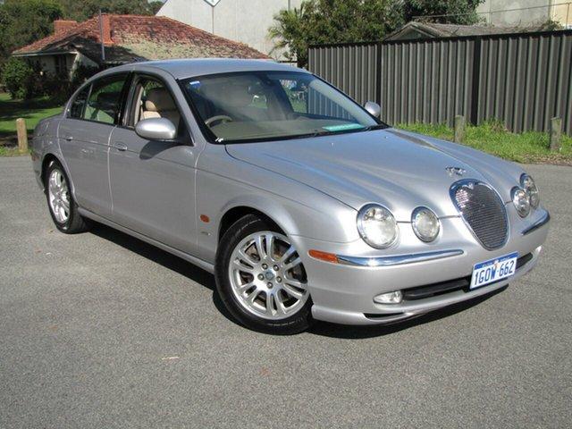 Used Jaguar S-Type SE, Maddington, 2003 Jaguar S-Type SE Sedan