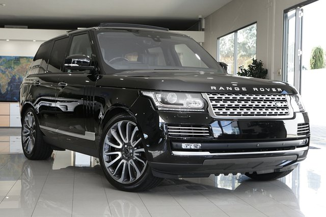 Used Land Rover Range Rover SDV8 Vogue SE, Cannington, 2017 Land Rover Range Rover SDV8 Vogue SE Wagon