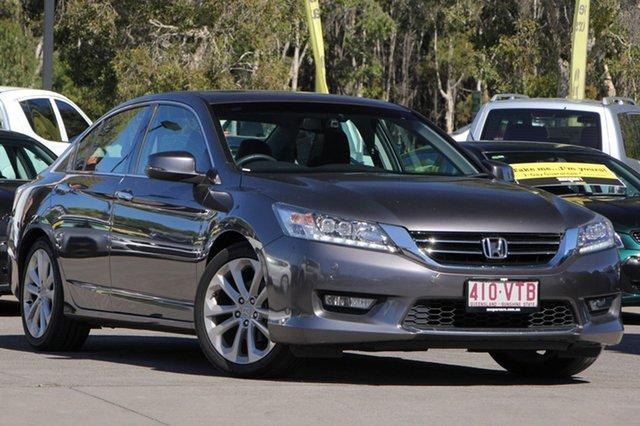 Discounted Used Honda Accord VTi-L, Caloundra, 2015 Honda Accord VTi-L Sedan