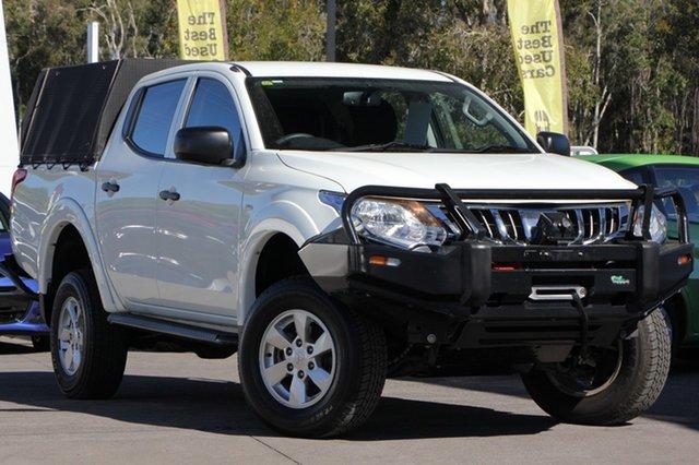 Discounted Used Mitsubishi Triton GLX Double Cab, Caloundra, 2015 Mitsubishi Triton GLX Double Cab Utility