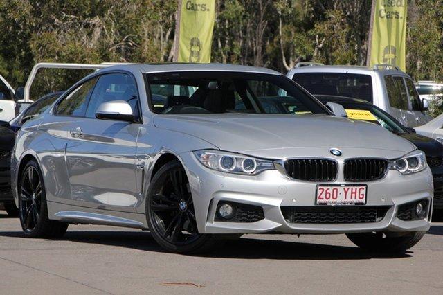 Used BMW 428i Luxury Line, Caloundra, 2014 BMW 428i Luxury Line Coupe