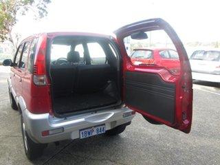 2005 Daihatsu Terios Wagon.