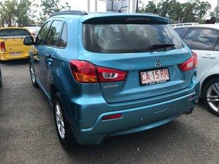 2011 Mitsubishi ASX 2WD Wagon.