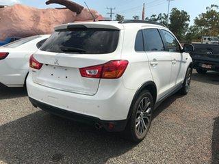 2016 Mitsubishi ASX Hatchback.