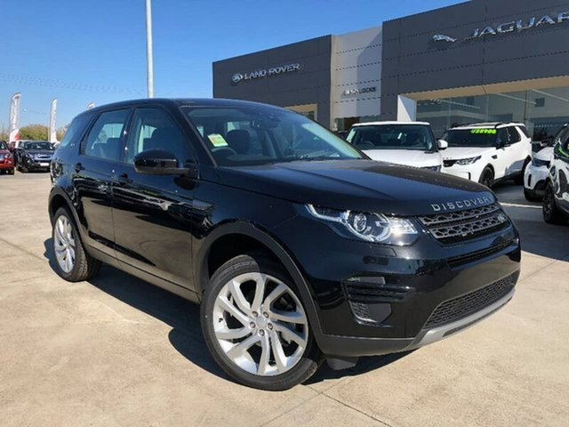 Demonstrator, Demo, Near New Land Rover Discovery Sport Si4 177kW SE, Lavington, 2018 Land Rover Discovery Sport Si4 177kW SE Wagon