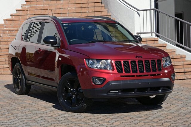 Discounted Used Jeep Compass Blackhawk CVT Auto Stick, Southport, 2014 Jeep Compass Blackhawk CVT Auto Stick SUV