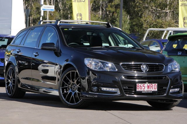 Used Holden Commodore SS V Sportwagon, Caloundra, 2013 Holden Commodore SS V Sportwagon Wagon