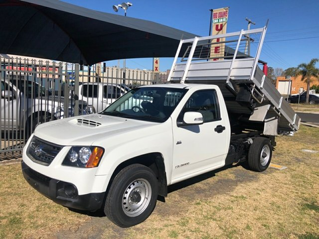 Used Holden Colorado LX (4x2), Toowoomba, 2011 Holden Colorado LX (4x2) Cab Chassis