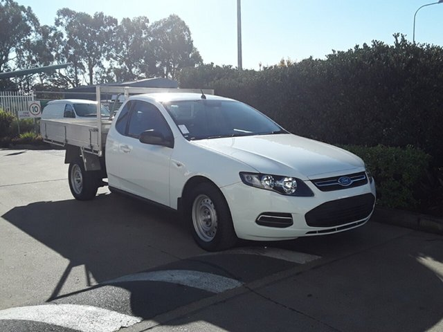 Used Ford Falcon Super Cab, Acacia Ridge, 2014 Ford Falcon Super Cab FG MkII Cab Chassis
