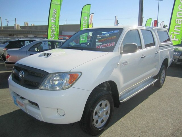 Used Toyota Hilux, Capalaba, 2006 Toyota Hilux Dual Cab
