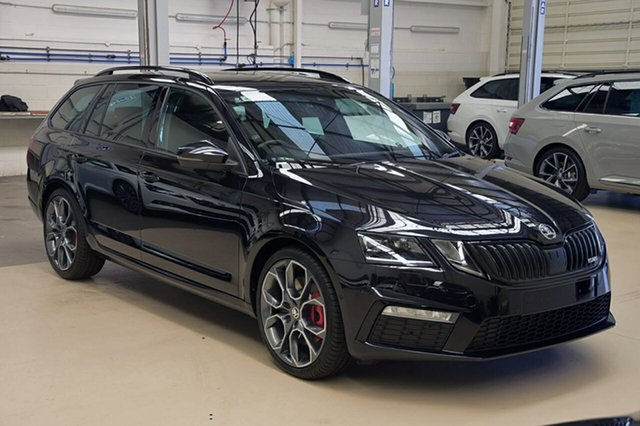 Demonstrator, Demo, Near New Skoda Octavia, Southport, 2018 Skoda Octavia Wagon