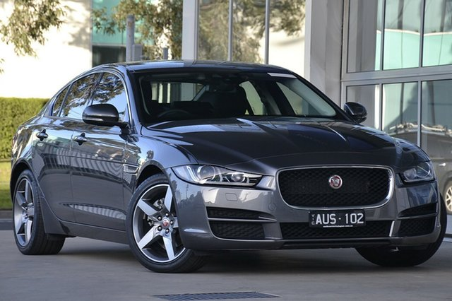 Used Jaguar XE 20D Prestige, Port Melbourne, 2015 Jaguar XE 20D Prestige Sedan