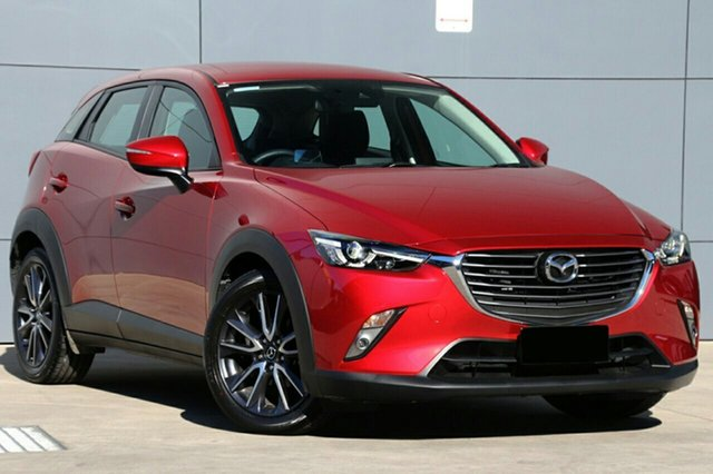New Mazda CX-3 sTouring SKYACTIV-Drive i-ACTIV AWD, Cheltenham, 2018 Mazda CX-3 sTouring SKYACTIV-Drive i-ACTIV AWD Wagon