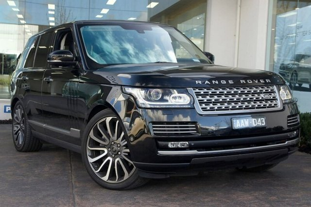 Used Land Rover Range Rover SDV8 Autobiography, Doncaster, 2013 Land Rover Range Rover SDV8 Autobiography Wagon
