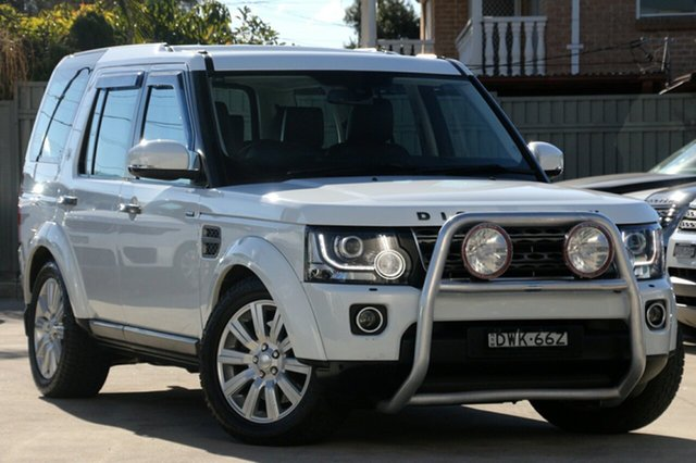 Used Land Rover Discovery TDV6, Blakehurst, 2015 Land Rover Discovery TDV6 Wagon
