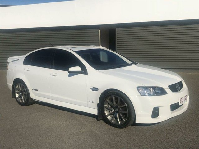 Used Holden Commodore SS V, Gladstone, 2011 Holden Commodore SS V Sedan