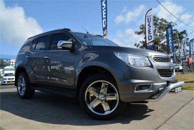 Used Holden Colorado 7 LTZ, Mulgrave, 2012 Holden Colorado 7 LTZ Wagon