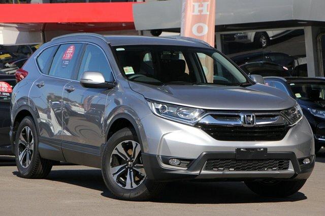 Demonstrator, Demo, Near New Honda CR-V VTi FWD, Caloundra, 2018 Honda CR-V VTi FWD Wagon