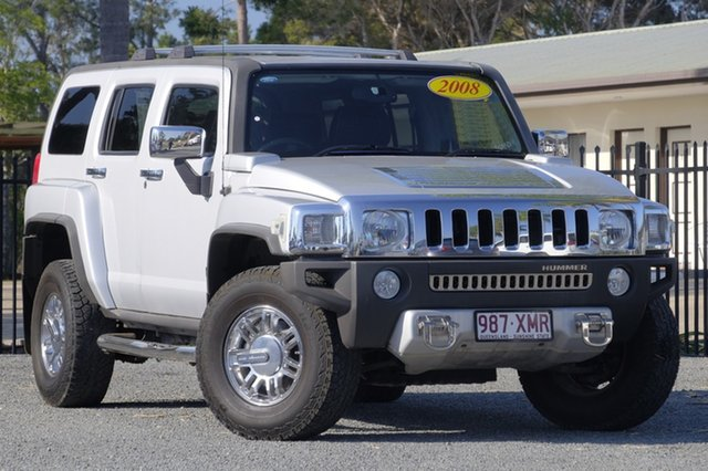 Used Hummer H3 Luxury, Beaudesert, 2008 Hummer H3 Luxury Wagon
