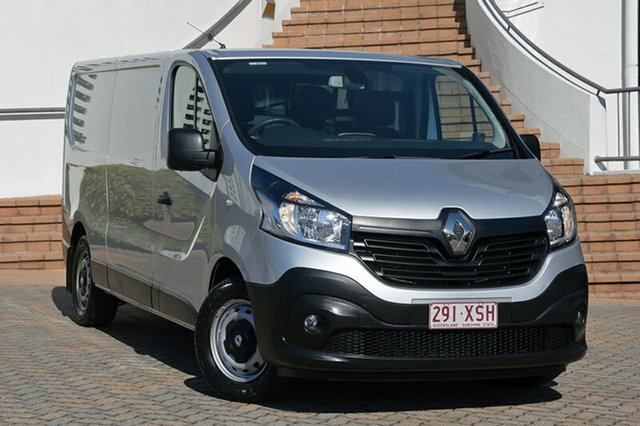 Discounted Used Renault Trafic 103KW Low Roof LWB, Southport, 2017 Renault Trafic 103KW Low Roof LWB Van