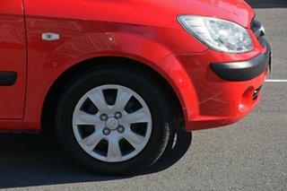 2010 Hyundai Getz S Hatchback.