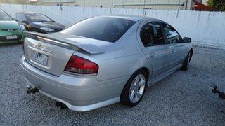 2005 Ford Falcon XR6 Sedan.