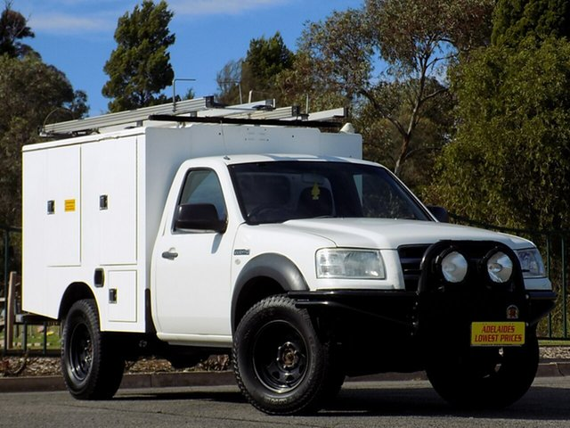 Used Ford Ranger XL, 2007 Ford Ranger XL Cab Chassis