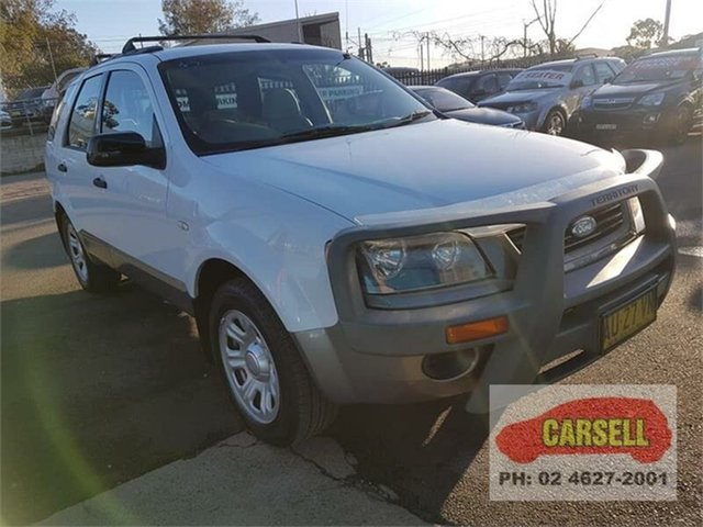 Used Ford Territory TX, Campbelltown, 2008 Ford Territory TX Wagon