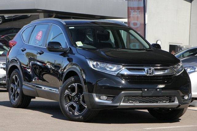 Demonstrator, Demo, Near New Honda CR-V VTi-S FWD, Caloundra, 2018 Honda CR-V VTi-S FWD Wagon