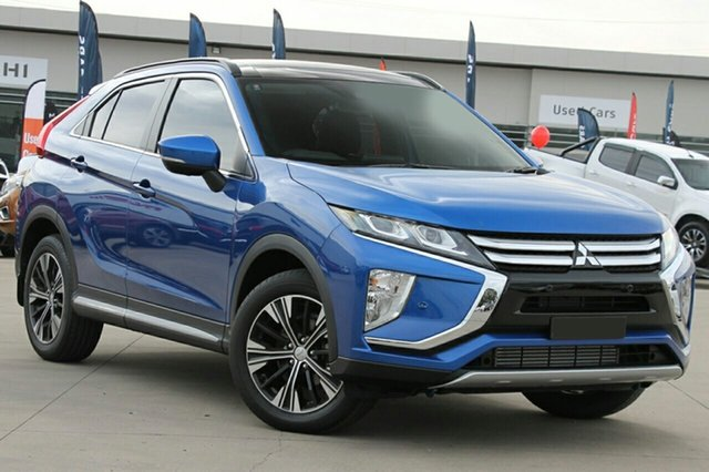 New Mitsubishi Eclipse Cross Exceed 2WD, Bowen Hills, 2019 Mitsubishi Eclipse Cross Exceed 2WD Wagon