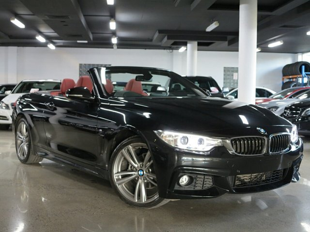 Used BMW 420i M Sport, Albion, 2015 BMW 420i M Sport Convertible
