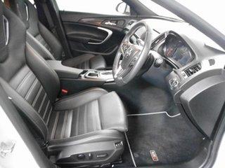 2015 Holden Insignia VXR Sedan.