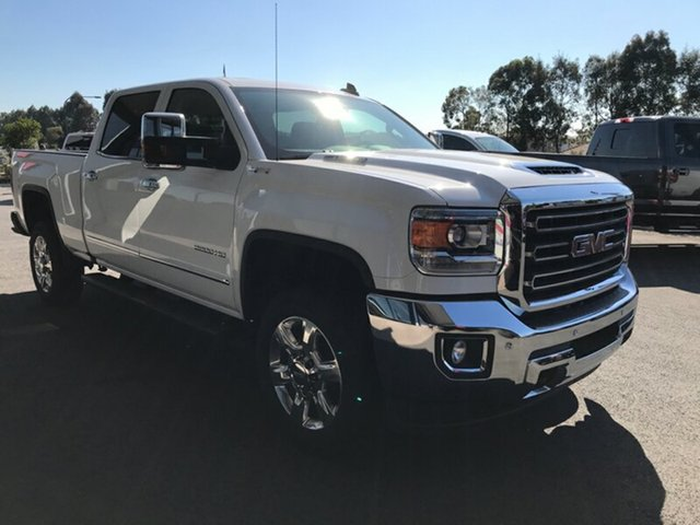 Used GMC Sierra 2500HD, North Lakes, 2018 GMC Sierra 2500HD Crewcab