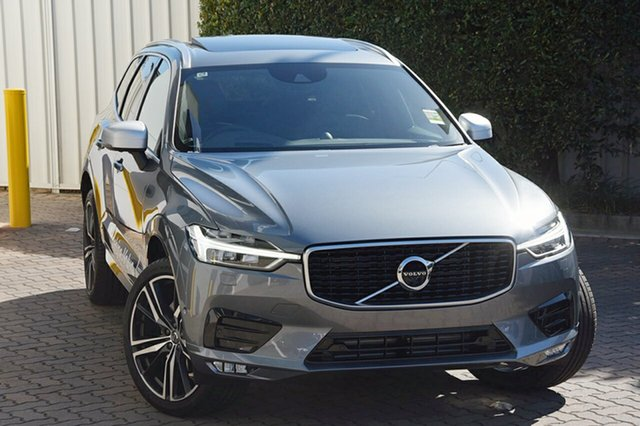 Demonstrator, Demo, Near New Volvo XC60 D5 AWD R-Design, Southport, 2018 Volvo XC60 D5 AWD R-Design Wagon