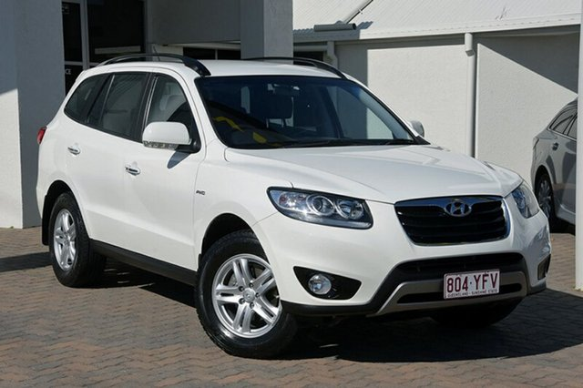 Discounted Used Hyundai Santa Fe Elite, Southport, 2011 Hyundai Santa Fe Elite Wagon