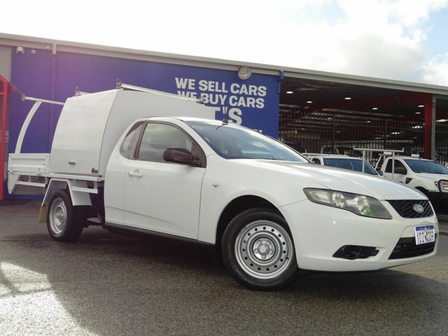 Discounted Used Ford Falcon Super Cab, Welshpool, 2008 Ford Falcon Super Cab Cab Chassis