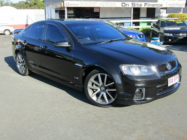 Used Holden Commodore SS-V, Loganholme, 2012 Holden Commodore SS-V Sedan