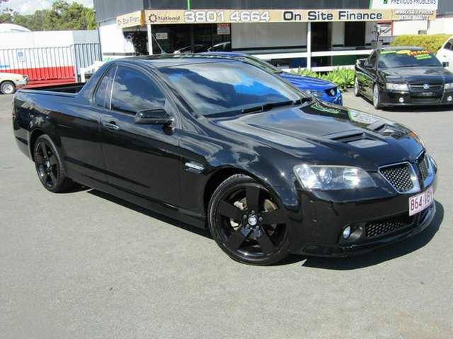 Used Holden Commodore SS-V SE, Underwood, 2009 Holden Commodore SS-V SE Utility