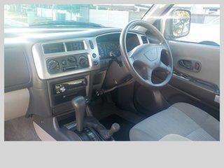 2005 Mitsubishi Challenger Wagon.