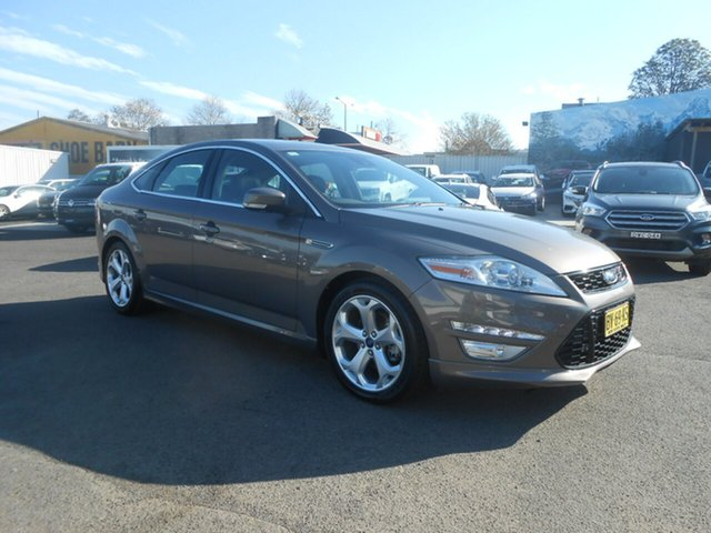 Used Ford Mondeo Titanium PwrShift TDCi, Nowra, 2013 Ford Mondeo Titanium PwrShift TDCi Hatchback