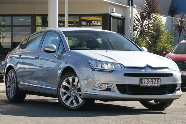 Used Citroen C5 Exclusive, Bowen Hills, 2011 Citroen C5 Exclusive Sedan