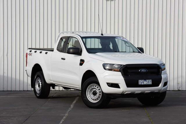 Used Ford Ranger XL 3.2 (4x4), Sebastopol, 2015 Ford Ranger XL 3.2 (4x4) Super Cab Chassis