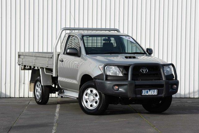Used Toyota Hilux SR (4x4), Sebastopol, 2009 Toyota Hilux SR (4x4) Cab Chassis